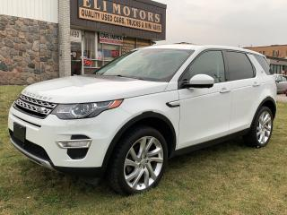 Used 2015 Land Rover Discovery Sport HSE LUXURY AWD NAVI PANO ROOF REAR CAM for sale in North York, ON