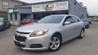 Used 2015 Chevrolet Malibu LS for sale in Etobicoke, ON