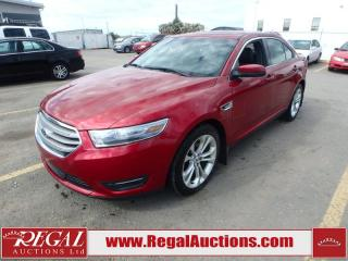 Used 2013 Ford Taurus SEL 4D Sedan AWD 3.5L for sale in Calgary, AB
