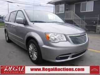 Used 2015 Chrysler Town & Country Touring 4D Wagon for sale in Calgary, AB