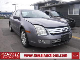 Used 2006 Ford Fusion 4D Sedan for sale in Calgary, AB