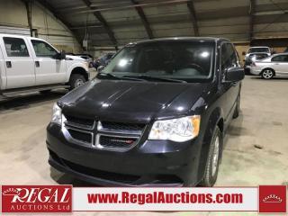 Used 2013 Dodge Grand Caravan Wagon for sale in Calgary, AB