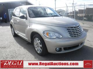 Used 2006 Chrysler PT CRUISER TOURING 4D HATCHBACK FWD for sale in Calgary, AB