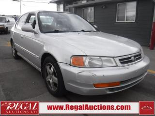 Used 1999 Acura EL  4D SEDAN for sale in Calgary, AB