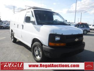 Used 2012 Chevrolet Express 2500 2D Cargo VAN 4.8L V8 for sale in Calgary, AB