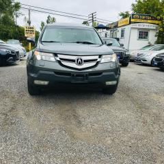 Used 2008 Acura MDX Affordable Premium Luxury SUV for sale in Toronto, ON
