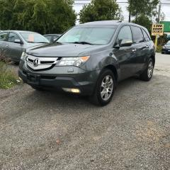 Used 2008 Acura MDX Premium Luxury SUV for sale in Toronto, ON