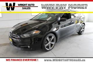 Used 2015 Dodge Dart GT|NAVIGATION|LEATHER|SUNROOF|137,558 KMS for sale in Cambridge, ON