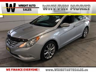 Used 2013 Hyundai Sonata Limited|LEATHER|NAVIGATION|BACKUP CAM|127,079 KM for sale in Cambridge, ON