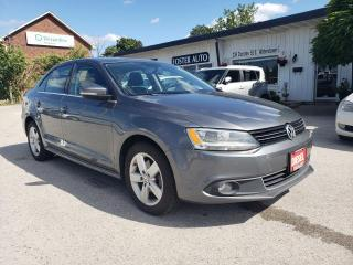 Used 2014 Volkswagen Jetta COMFORTLINE TDI for sale in Waterdown, ON