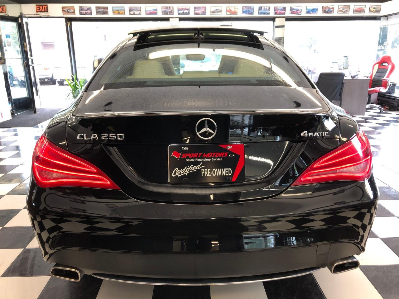 Used 2015 Mercedes Benz Cla Class Cla 250 4matic Xenons