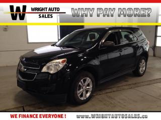 Used 2013 Chevrolet Equinox LS|BLUETOOTH|KEYLESS ENTRY|150,493 KMS for sale in Cambridge, ON