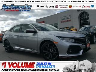 Used 2017 Honda Civic SPORT TOURING | SUN | NAV | LEATHER & MORE!!! for sale in Milton, ON