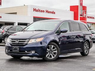 Used 2016 Honda Odyssey TOURING|SERVICE HISTORY ON FILE for sale in Burlington, ON