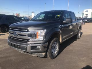 Used 2018 Ford F-150 XLT 300A PKG, 2.7L ECO, POWER SEAT, SYNC for sale in Fort Saskatchewan, AB