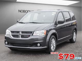 Used 2019 Dodge Grand Caravan CVP/SXT for sale in Mississauga, ON