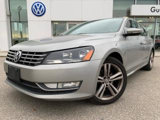 Used 2012 Volkswagen Passat 2.5L Man Highline for sale in Guelph, ON