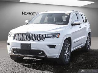 Used 2020 Jeep Grand Cherokee Overland for sale in Mississauga, ON