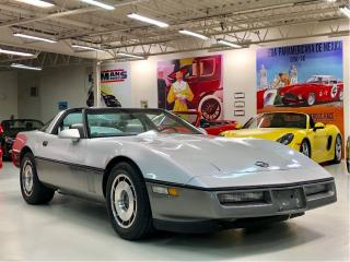 Used 1987 Chevrolet Corvette for sale in Paris, ON