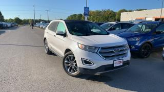 Used 2015 Ford Edge TITANIUM 3.5L V6 LEATHER NAVIGATION for sale in Midland, ON