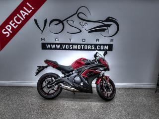 Used 2016 Kawasaki Ninja EX650 - No Payments For 1 Year** for sale in Concord, ON