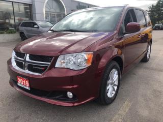 Used 2019 Dodge Grand Caravan SXT Premium Plus for sale in Hamilton, ON