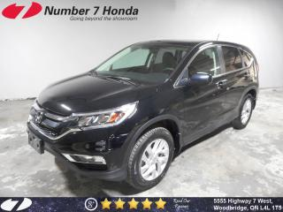 Used 2015 Honda CR-V EX| Sunroof| Backup Cam| All-Wheel Drive| for sale in Woodbridge, ON