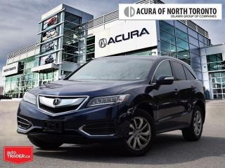 Used 2017 Acura RDX Tech at Remote Start|  7 YRS 130K Warranty for sale in Thornhill, ON