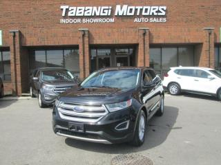 Used 2016 Ford Edge SEL AWD - NO ACCIDENTS - REAR CAM - HEATED SEATS - BT for sale in Mississauga, ON