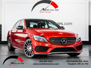 Used 2016 Mercedes-Benz C-Class C450 AMG 4MATIC|Navigation|Premium 2|160kkm Factory Warranty for sale in Vaughan, ON