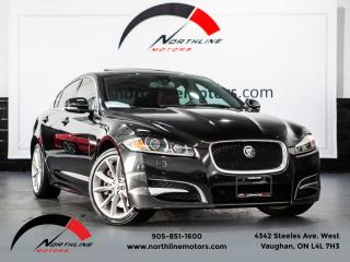 Used 2013 Jaguar XF 3.0 AWD|Portfolio|Navigation|Camera|Blindspot for sale in Vaughan, ON