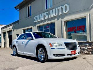 Used 2012 Chrysler 300 4dr Sdn V6 Limited RWD for sale in Hamilton, ON
