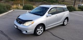 Used 2006 Toyota Matrix 5dr Wgn 4WD Auto for sale in West Kelowna, BC