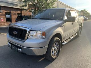 Used 2006 Ford F-150 SUPERCREW 4WD for sale in North York, ON