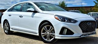 Used 2019 Hyundai Sonata |SPORT|PUSH START|SUNROOF|APPLE CAR PLAY|BACKUP CAM|ALLOYS! for sale in Brampton, ON