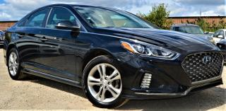 Used 2019 Hyundai Sonata SPORT|PUSH START|HEATED SEATS|SUNROOF|APPLE CARPLAY! for sale in Brampton, ON