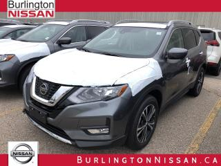 Used 2020 Nissan Rogue SV for sale in Burlington, ON