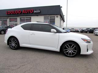 Used 2014 Scion tC Sports Coupe AUTOMATIC SUNROOF CERTIFIED for sale in Milton, ON