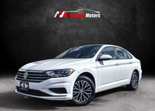 Used 2019 Volkswagen Jetta |PUSH START|HEATED SEATS|SUNROOF|APPLE CAR PLAY|SUN ROOF! for sale in Brampton, ON
