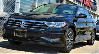 Used 2019 Volkswagen Jetta |PUSH START|HEATED SEATS|SUNROOF|APPLE CAR PLAY| for sale in Brampton, ON