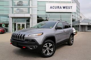 Used 2015 Jeep Cherokee Trailhawk new brakes for sale in London, ON