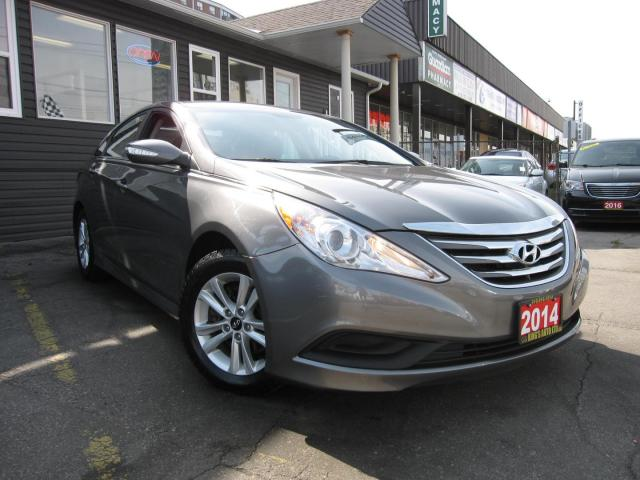 2014 Hyundai Sonata GLS ACCIDENT FREE!!, SATELLITE RADIO, BLUETOOTH CONNECTIVITY