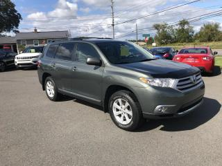 Used 2013 Toyota Highlander Base 4WD for sale in Truro, NS