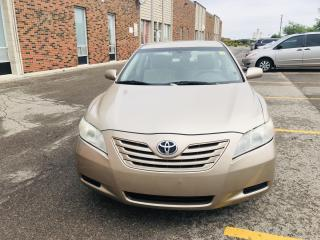 Used 2007 Toyota Camry CE 5-Spd AT for sale in Brampton, ON