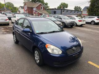 Used 2009 Hyundai Accent GLS 4-Door for sale in Brampton, ON