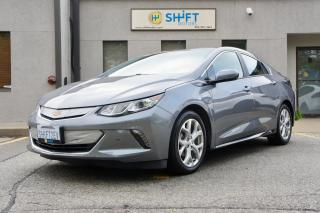 Used 2018 Chevrolet Volt PREMIER ADAPTIVE CRUISE, NAVIGATION, DRIVER CONFIDENCE PKG, ONE OWNER, NO ACCIDENTS for sale in Burlington, ON