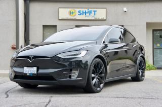 Used 2016 Tesla Model X 75D AUTOPILOT 2, 22 INCH WHEELS, PREMIUM PKG, SUB ZERO for sale in Burlington, ON