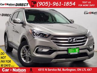 Used 2018 Hyundai Santa Fe Sport 2.4 Luxury| AWD| LEATHER| PANO ROOF| for sale in Burlington, ON
