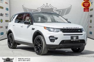 Used 2016 Land Rover Discovery Sport HSE LUXURY, AWD, NO ACCIDENT, NAVI, BACK-UP CAM, BLIND SPOT for sale in Toronto, ON