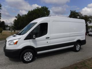 Used 2015 Ford Transit 250 Van Med. Roof w/Sliding Pass. 148-in. WB for sale in Burnaby, BC
